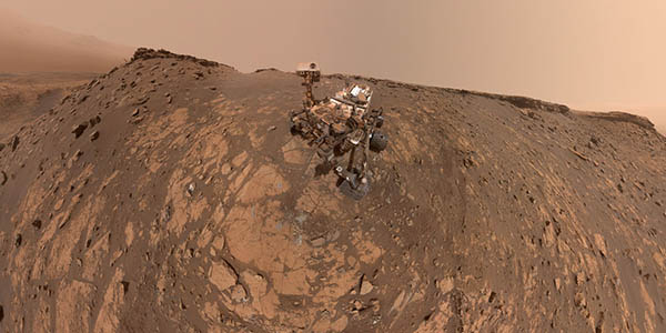 viaje a Marte Mision Curiosity NASA
