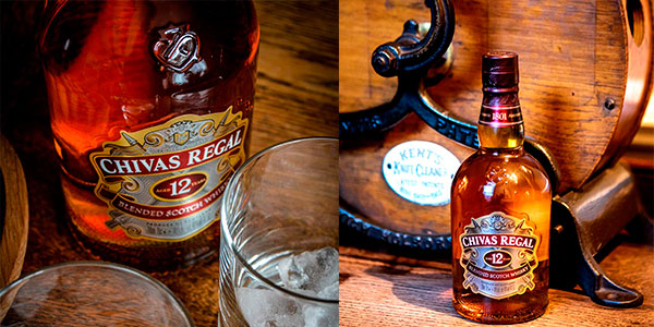 Whisky Chivas Regal 12 Años de 700 ml barato