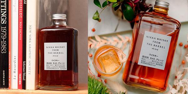 Whisky Nikka From The Barrel de 500 ml barato