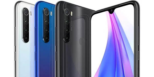 Xiaomi Redmi Note 8T en Amazon