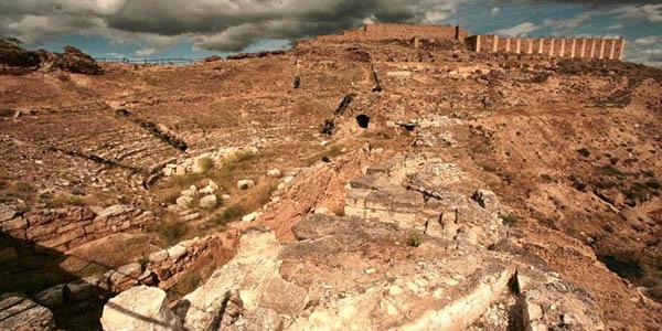 Yacimiento romano Bilbilis escapada barata