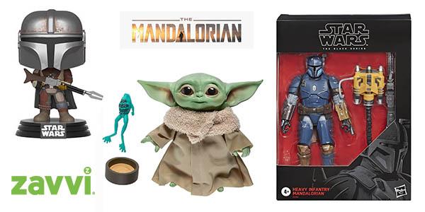 Zavvi promoción productos Mandelorian chollos