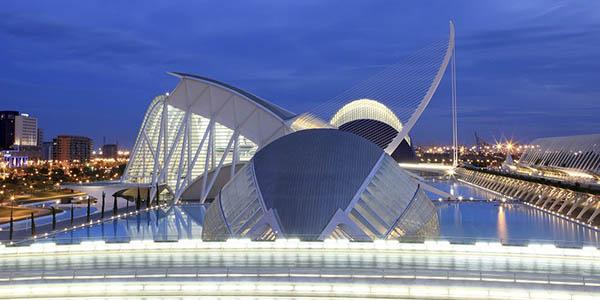 2 aniversario Hemisfèric Ciudad de las Ciencias y Artes de Valencia