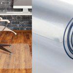 Alfombra transparente para la silla de oficina barata en eBay