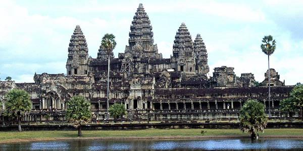 Angkor Wat construcción antigua test preguntas del mundo