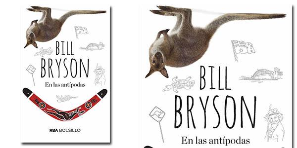 En las antípodas Bill Bryson libro sobre Australia