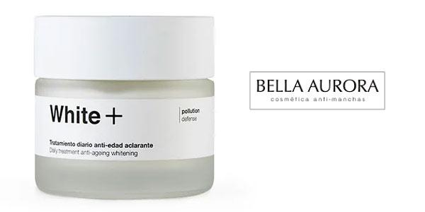Bella Aurora White+ crema antimanchas en oferta