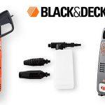 Black Decker hidrolimpiadora alta presión 1300W chollol