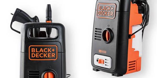 Black Decker máquina de alta presión para limpieza barata