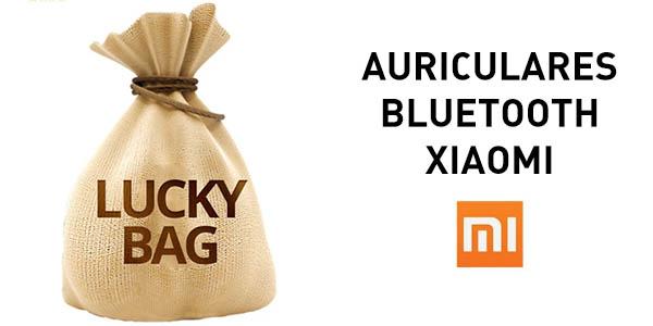 Bolsa Sorpresa Xiaomi con auriculares Bluetooth