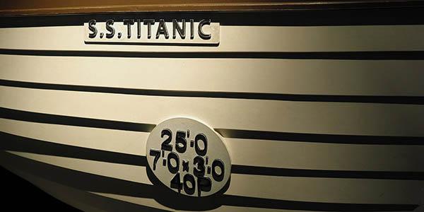 Bote del Titanic pregunta juegos trivial del mundo