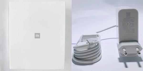 Cargador Xiaomi 65W EU USB-C para ordenadores y smartphones en AliExpress