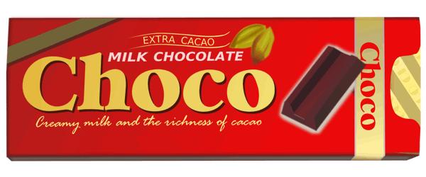 Chocolate duración