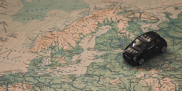 coche transporte para viajar después del coronavirus