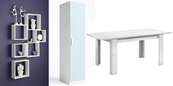 Conforama muebles Sin IVA abril 2020