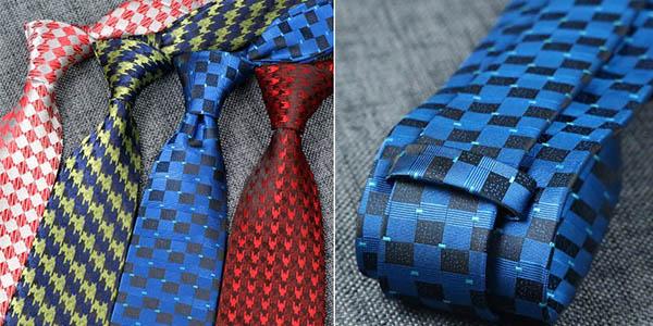 corbatas Aliexpress chollos