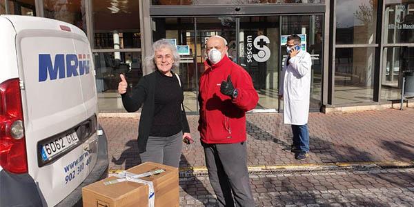 crowdfunding Fighting covid-19 respiradores para el coronavirus