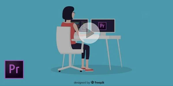 curso Adobe Premiere gratis para aprender a editar vídeos