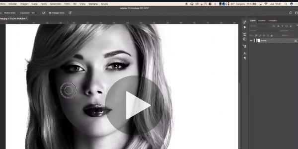 Curso primeros pasos en Photoshop CC gratis en Udemy