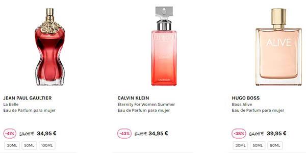 Día de la Madre en Druni ofertas en perfumes para mujer