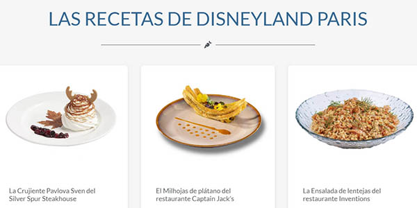 Disneyland París recursos online gratis para niños