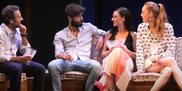 Obra de teatro Dos + Dos gratuita para ver online