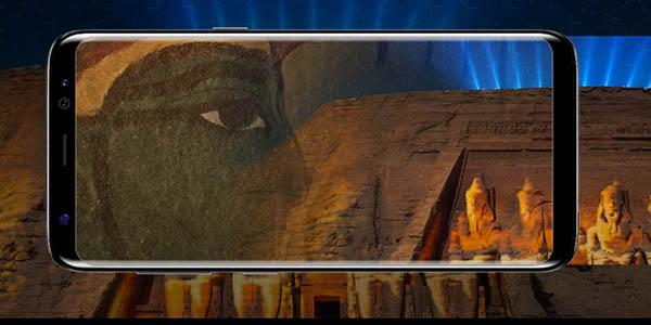 Egipto realidad virtual vídeos