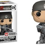 Figura Funko POP Gears of War Marcus
