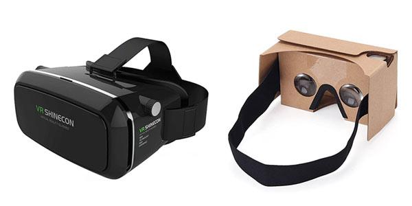 Gafas Cardboard VR