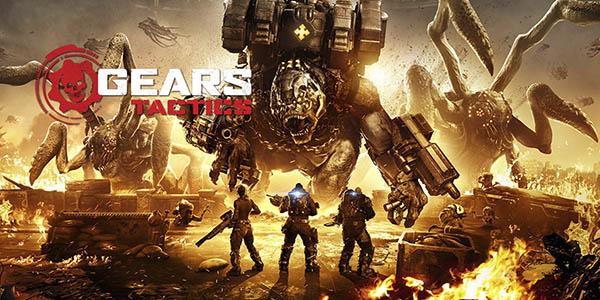Gears Tactics para PC