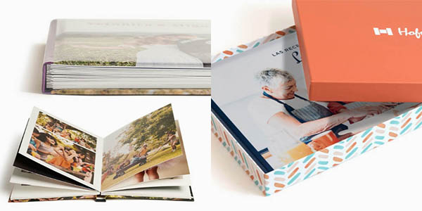 Hofmann álbum de fotos digital