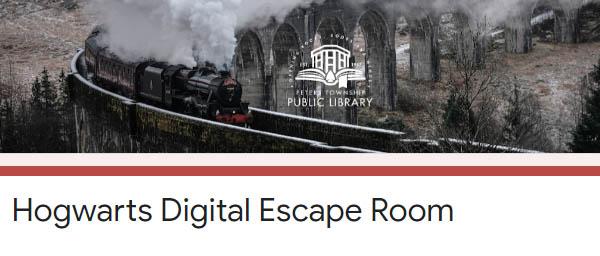 Hogwarts escape room para fans de Harry Potter