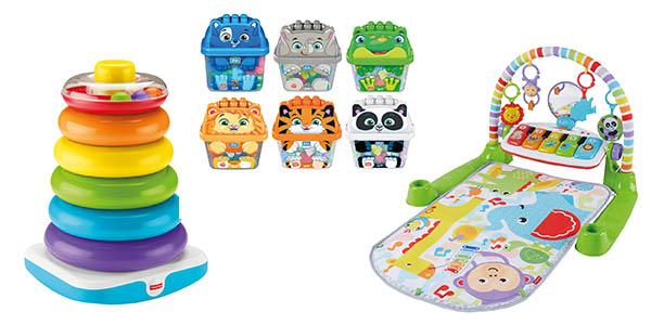 juguetes Fisher-Price promoción El Corte Inglés