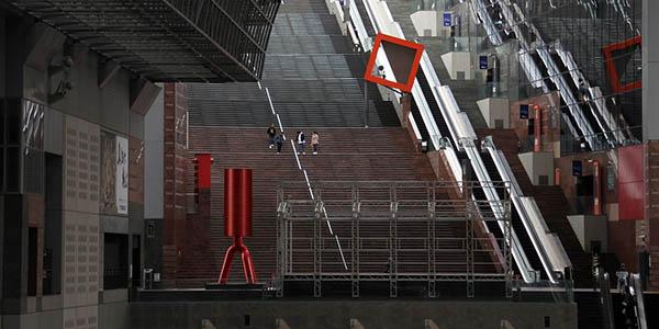 Kyoto Station tren más bonito del mundo