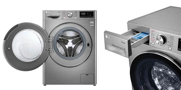 lavadora secadora inteligente LG F4DN408S2T chollo
