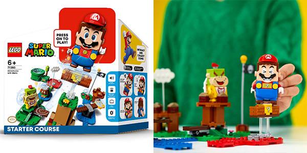 LEGO Super Mario Starter pack en Zavvi