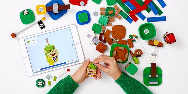 LEGO Super Mario con app gratuita