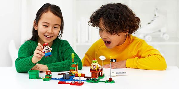 Pack inicial LEGO Super Mario barato