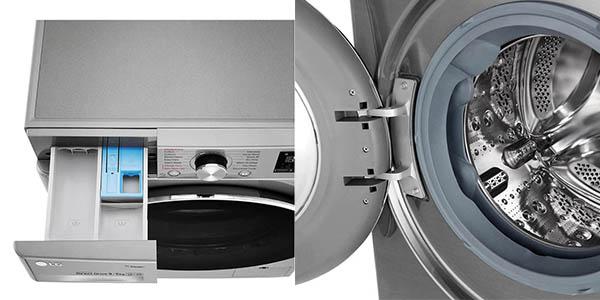 LG F4DN408S2T lavadora secadora de 8 Kg barata
