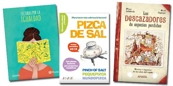 libros Anaya para niños online gratuitos