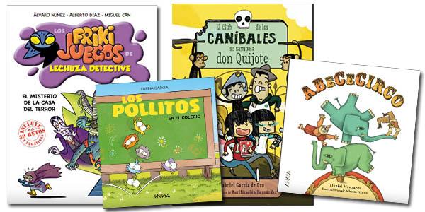 libros editorial Anaya para lectura online gratis
