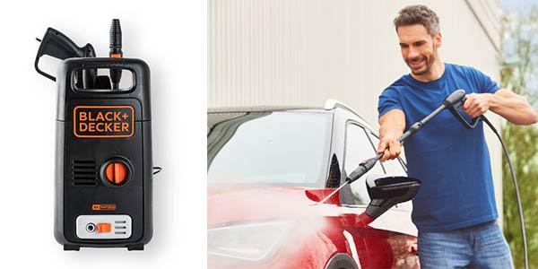 limpiadora de alta presión Black Decker 1300W oferta