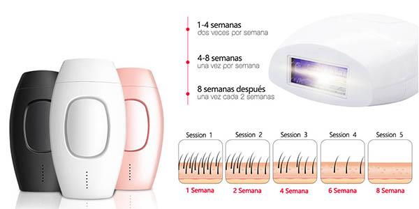 máquina de depilación permanente por luz láser oferta