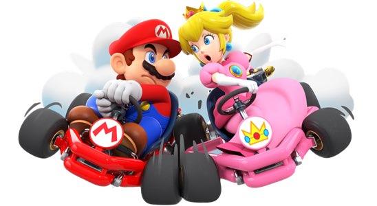Mario Kart Tour móviles soportados
