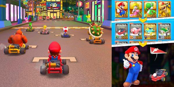 cuánto cuesta Mario Kart Tour