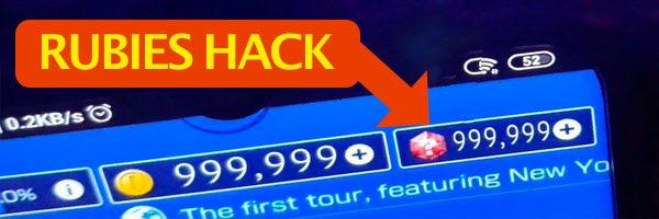 Hack de rubíes para Mario Kart Tour