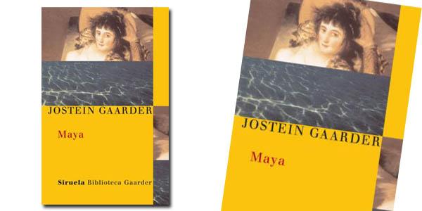Maya de Jostein Gaarder libro de las Islas Fiji