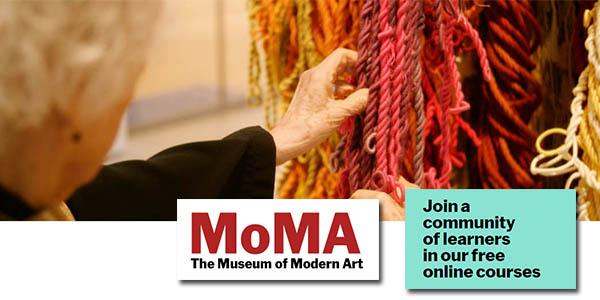 MoMa cursos online gratis
