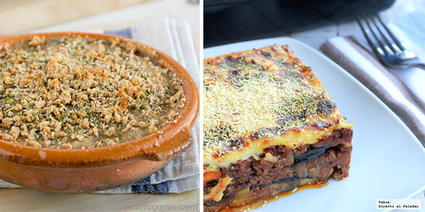 moussaka griega recetas del mundo