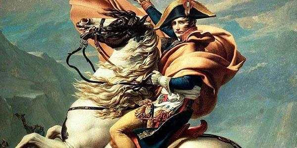 Napoleón Bonaparte pirámides de Egipto